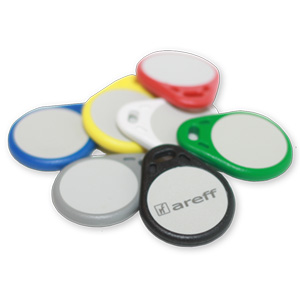 Keyfob tearshape