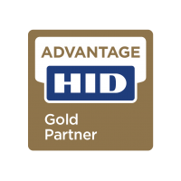 HID Gold Partner logo - Areff Systems AB