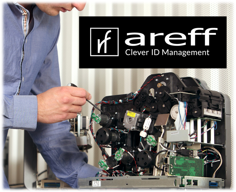 Service och Support Areff Systems AB