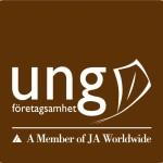 Ung företagssamhet logo