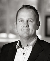 CTO Fredrik Martinsson Areff Systems AB
