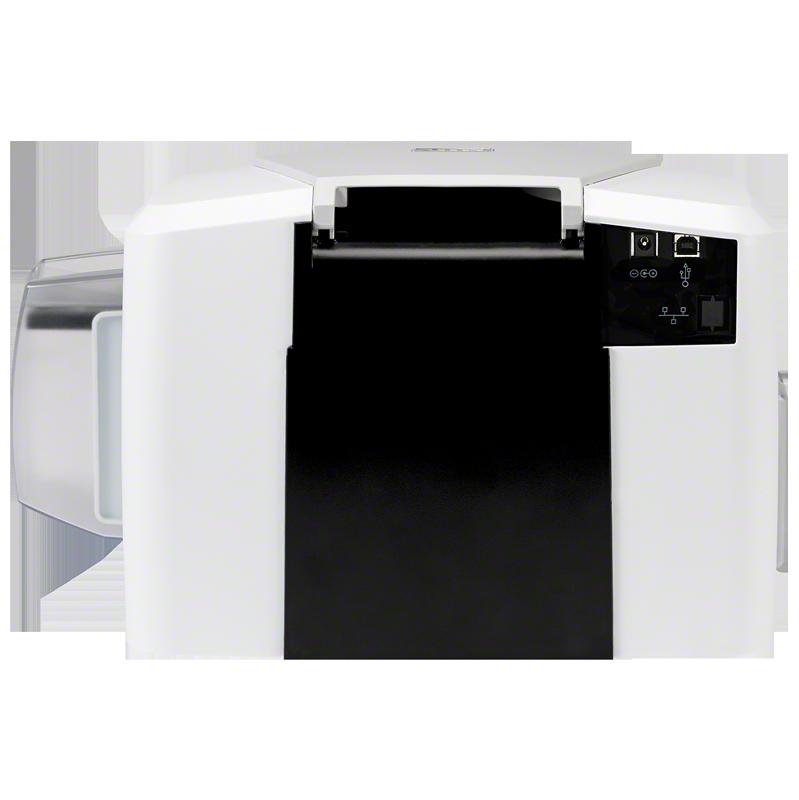 Fargo Plastkortprinter C50 baksida