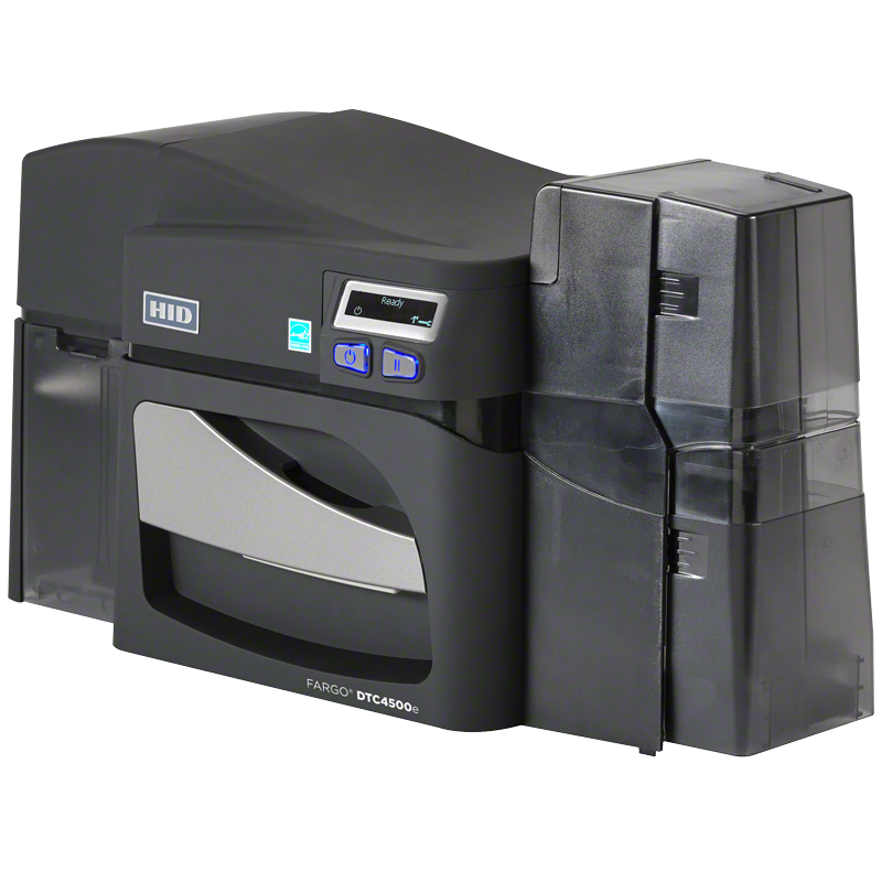 Fargo Plastkortprinter DTC 4500e dualside hoppers