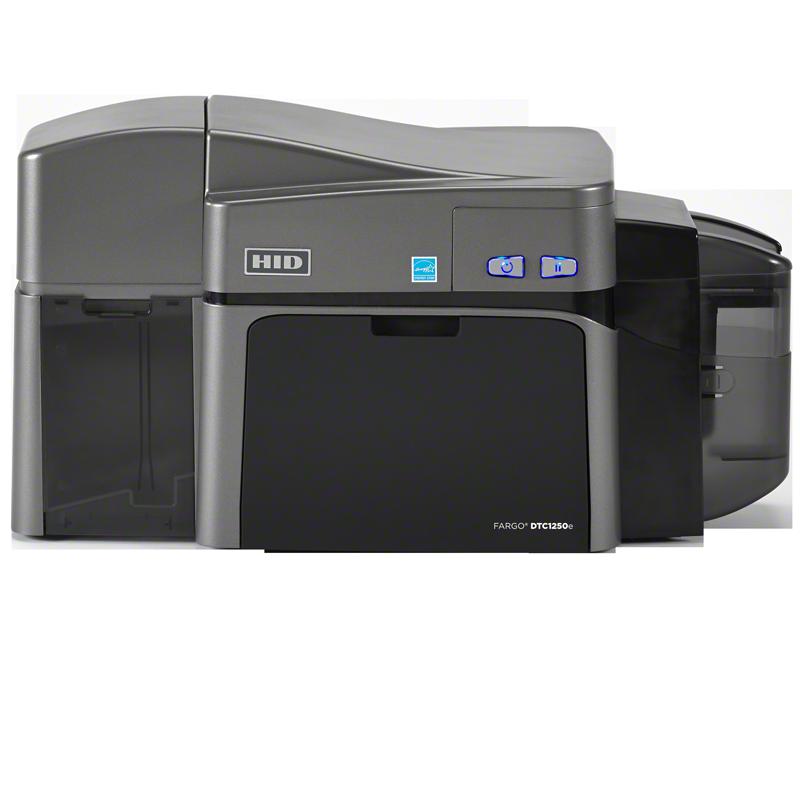 Fargo Plastkortprinter DTC 1250e dual