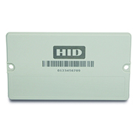 RFID tagg inline tag plate