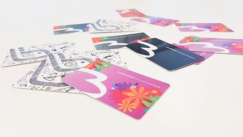 Plastkort, resekort