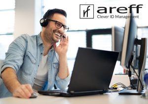 Support på Areff
