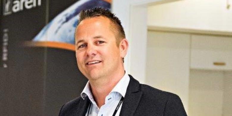 Fredrik Martinsson CTO Areff Systems AB